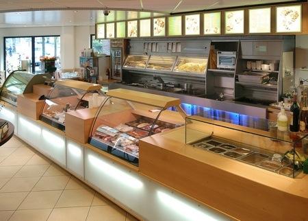 Cafetaria voorbeeld